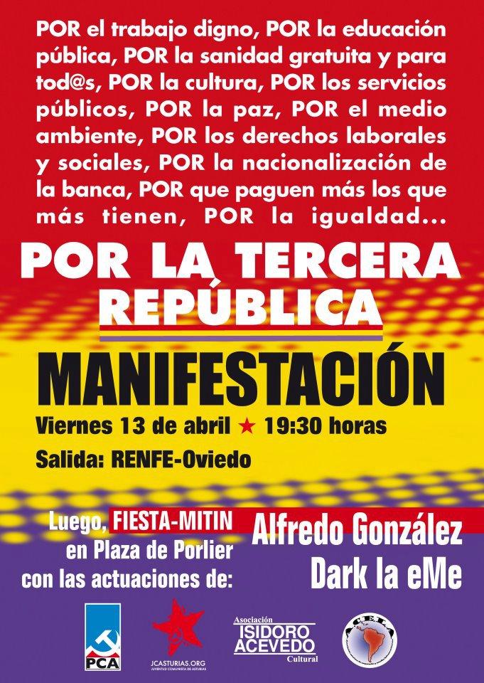 mani republica Oviedo