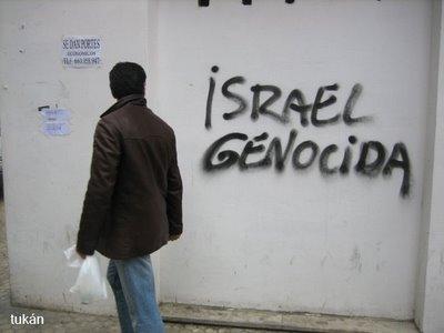 israel genocida