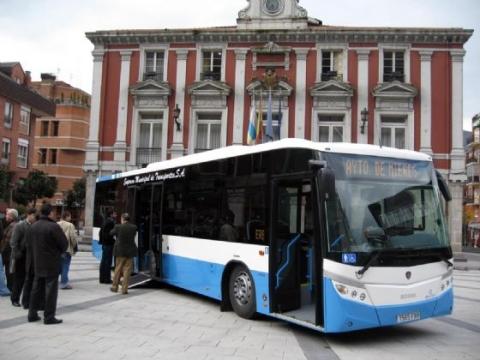 presentacion bus