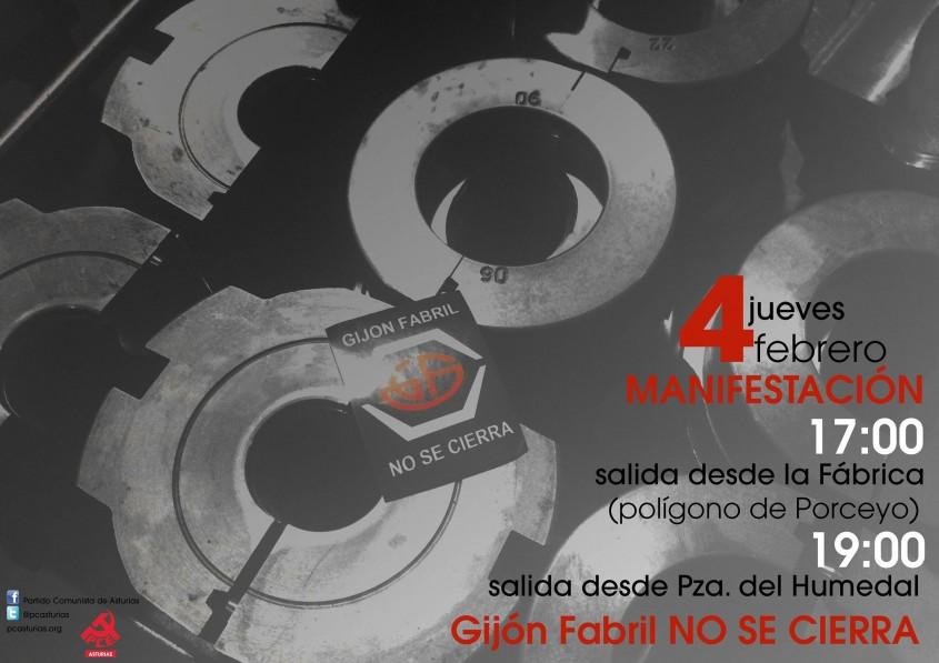 MANIFESTACIÓN GIJÓN FABRIL_PCA