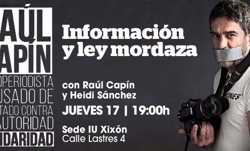 Ley mordaza_Capín