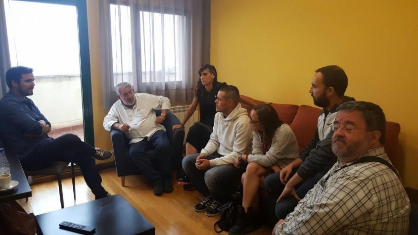 Foto reunión PCA_Alberto Garzón_1