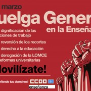 CCOO huelga