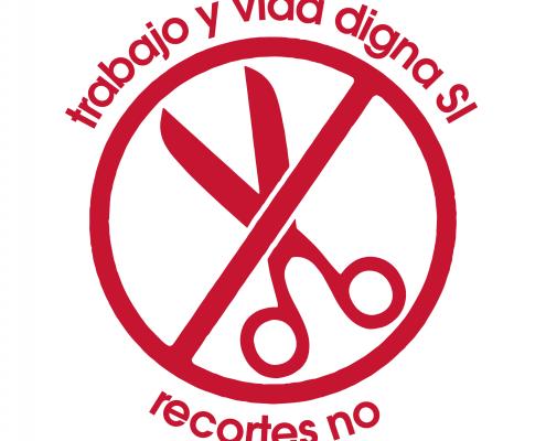 Logos Campaña por un trabajo y una vida digna 2