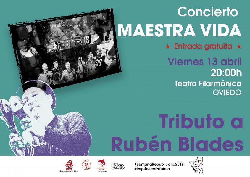 Tributo a Rubén Blades