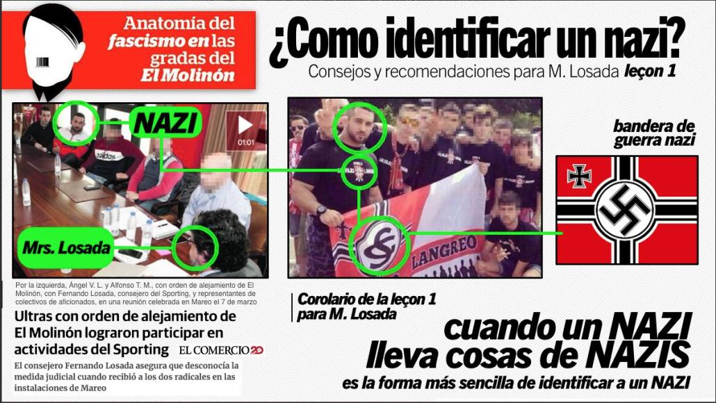 Solidaridad antifascista con Izquierda Unida de Xixón   PCASTURIAS